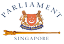 singapore parliament logo